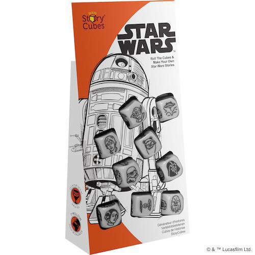 Rory's Story Cubes: Star Wars - Peg