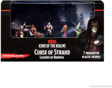 Load image into Gallery viewer, D&D Icons of the Realms: Curse of Strahd - Legends of Barovia Premium Box Set