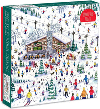 Load image into Gallery viewer, Galison Puzzles: Apres Ski By Michael Storrings - 1000 Piece Puzzle