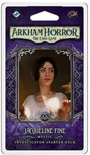 Load image into Gallery viewer, Arkham Horror LCG: Jacqueline Fine - Investigator Starter Deck