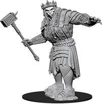 Load image into Gallery viewer, D&D Nolzur's Marvelous Miniatures - Fire Giant - Unpainted (WZK73579)