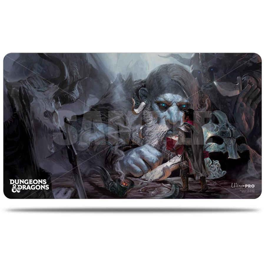 Dungeons & Dragons: Playmats - Book Cover Series - Volo's Guide to Monsters