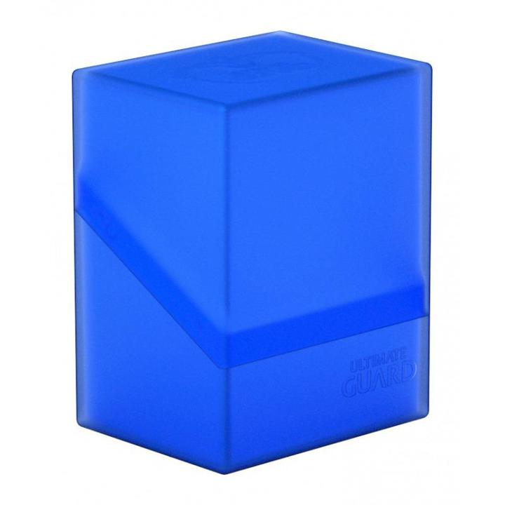 Ultimate Guard: Boulder 80+ Deck Box - Sapphire (Blue)