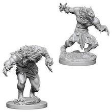 Load image into Gallery viewer, D&D Nolzur's Marvelous Miniatures - Werewolves - Unpainted (WZK73194)