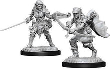 Load image into Gallery viewer, Pathfinder Deep Cuts Miniatures - Half Elf Female Ranger - Unpainted (WZK73545)