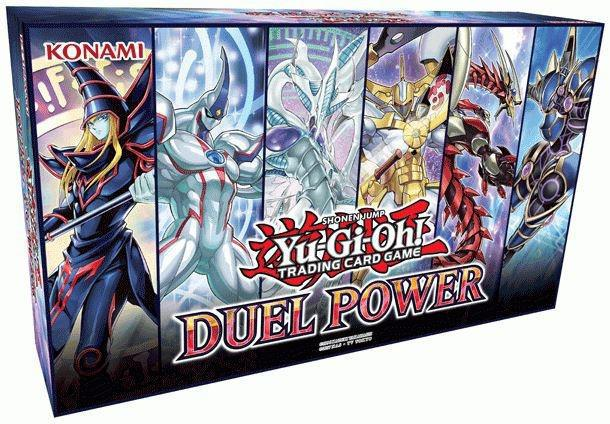 Yugioh: Duel Power Collector Box
