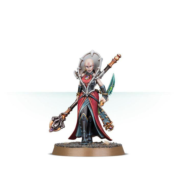 Games Workshop: Warhammer 40k - Genestealer Cult Magus