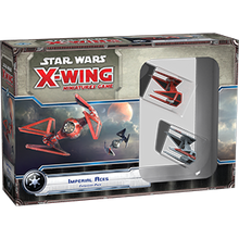 Load image into Gallery viewer, Star Wars X-Wing Miniature Game - Imperial Aces - Star Wars X-Wing 1st Ed