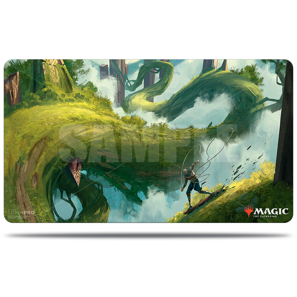 Ultra Pro: Playmat - Zendikar Rising V8 - for Magic the Gathering