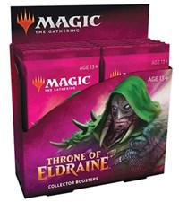 Magic the Gathering - Throne of Eldraine - Collector's Booster Display (12)