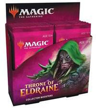 Load image into Gallery viewer, Magic the Gathering - Throne of Eldraine - Collector's Booster Display (12)