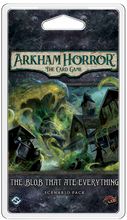 Load image into Gallery viewer, Arkham Horror LCG - The Blob that Ate Everything Scenario Pack
