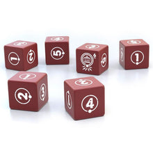 Load image into Gallery viewer, Things from the Flood RPG: Dice Set