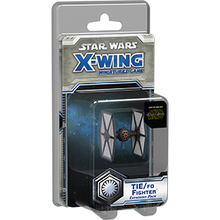 Load image into Gallery viewer, Star Wars X-Wing Miniature Game - TIE/FO Fighter - Star Wars X-Wing 1st Ed