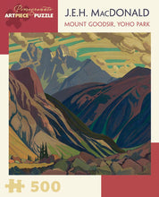 Load image into Gallery viewer, Pomegranate ArtPiece Puzzles: Mount Goodsir, Yoho Park - 500 Piece Puzzle