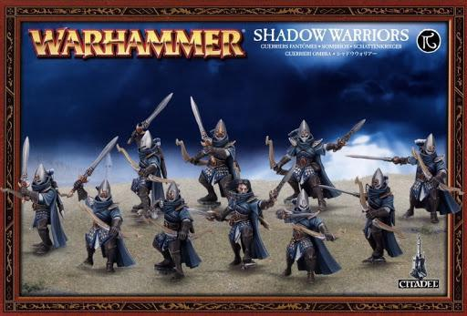 Games Workshop: Age of Sigmar - Shadow Warriors (87-18)