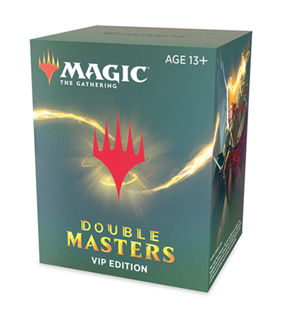 Magic the Gathering: Double Masters - VIP Booster Pack Japanese (1)