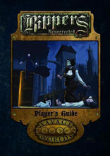 Load image into Gallery viewer, Savage Worlds RPG - Rippers Resurrected - Players Guide Limited Edition