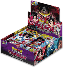 Load image into Gallery viewer, Dragon Ball Super: Unison Warriors Series 2 - Vermillion Bloodline Booster Box (24)