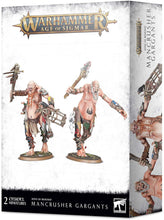 Load image into Gallery viewer, Games Workshop: Age of Sigmar - Sons of Behemat - Mancrusher Gargants (93-03)