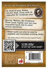 Load image into Gallery viewer, Arkham Horror LCG: Harvey Walters - Investigator Starter Deck