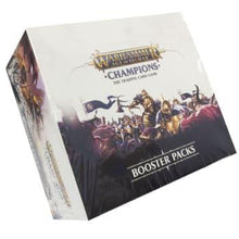 Load image into Gallery viewer, Warhammer Age of Sigmar Champions TCG: Set One Booster Box
