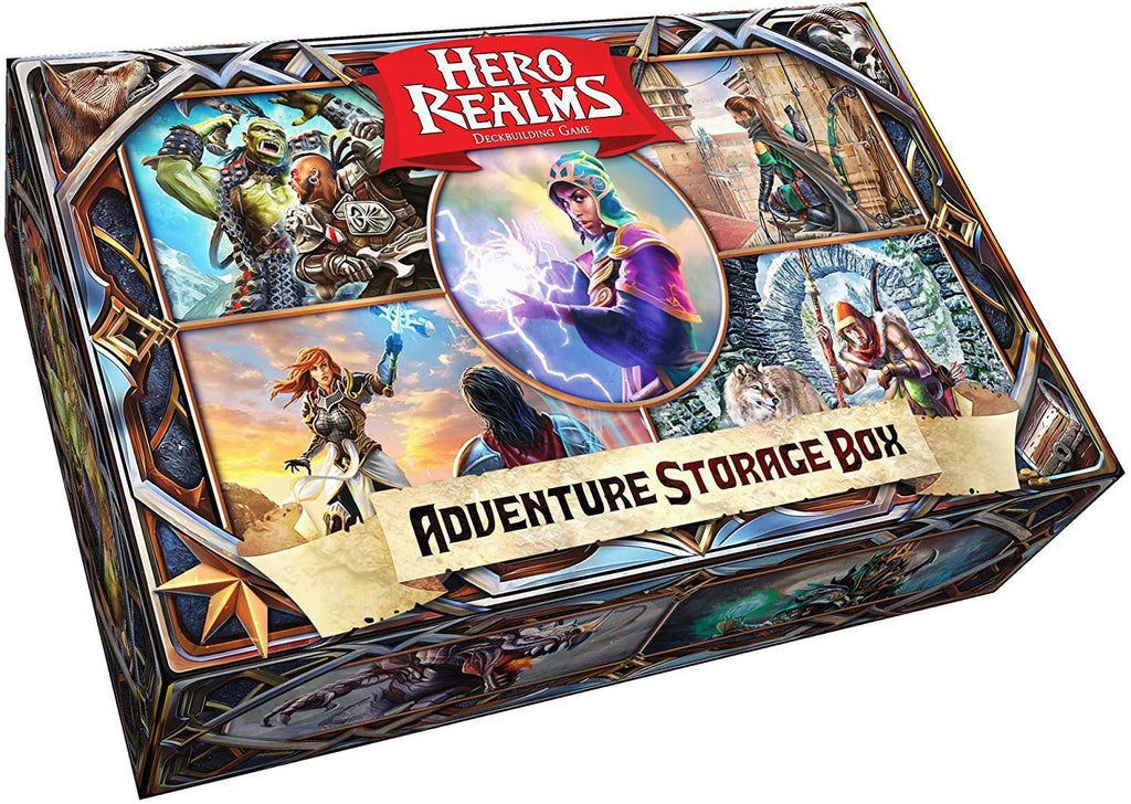 Hero Realms: Adventure Storage Box