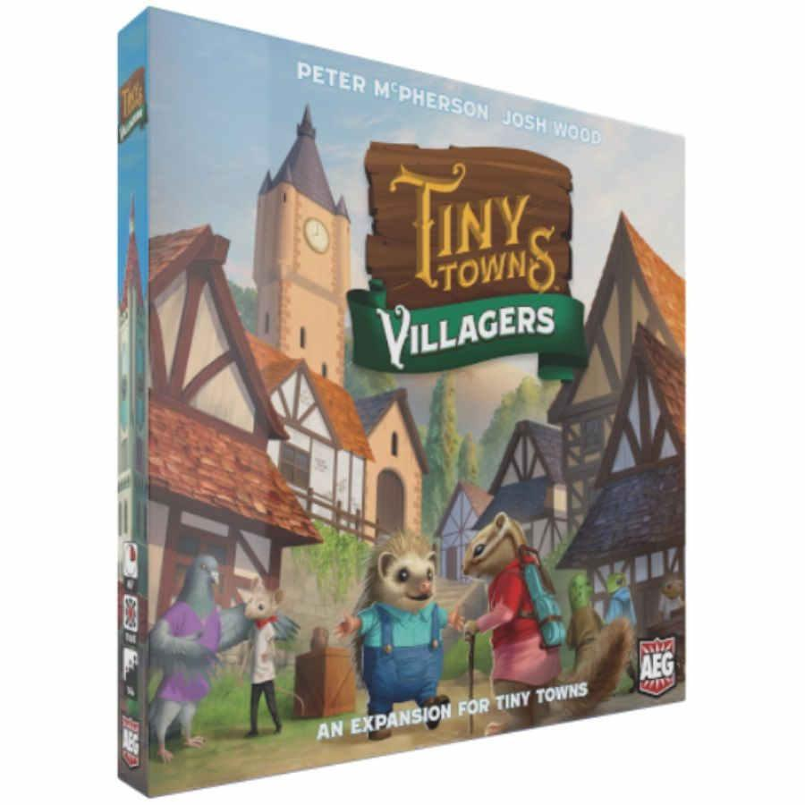 Tiny Towns: Villagers Expansion