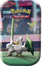Load image into Gallery viewer, Pokemon TCG: Galar Pals Mini Tin - Sirfetch'd