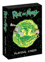 Load image into Gallery viewer, Rick and Morty Playing Cards