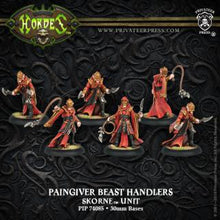 Load image into Gallery viewer, Hordes: Skorne - Paingiver Beast Handlers