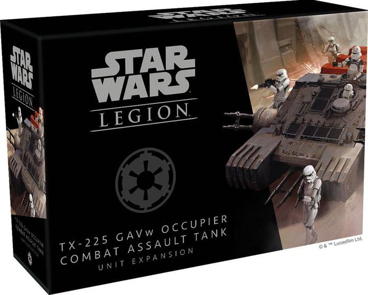 Star Wars Legion - TX-225 GAVw Occupier Combat Assault Tank Unit Expansion