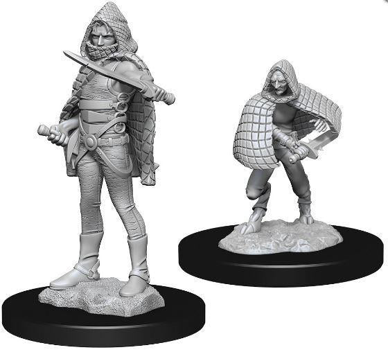 D&D Nolzur's Marvelous Miniatures - Darkling Elder & Darklings - Wave 13 Unpainted (WZK90156)