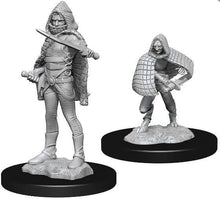 Load image into Gallery viewer, D&D Nolzur's Marvelous Miniatures - Darkling Elder & Darklings - Wave 13 Unpainted (WZK90156)
