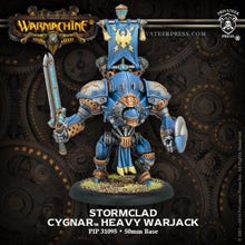 Load image into Gallery viewer, Warmachine: Cygnar - Reliant/Stormclad Heavy Warjack (Plastic)
