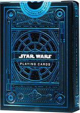 Load image into Gallery viewer, Bicycle Playing Cards: Star Wars - Light Side (Blue)