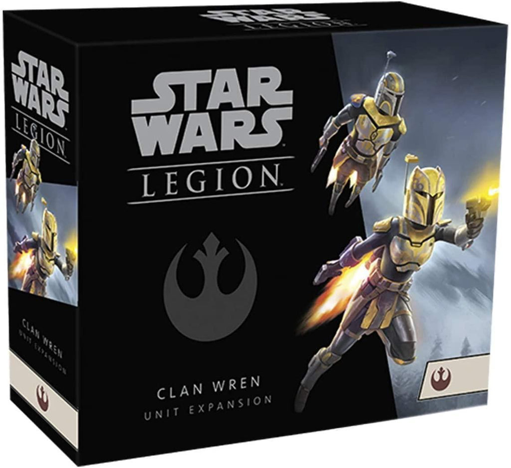 Star Wars Legion - Clan Wren Unit Expansion