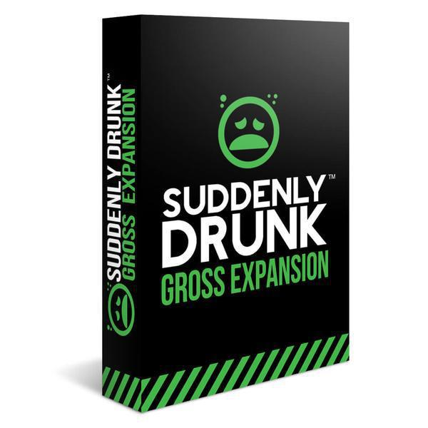 Suddenly Drunk: Gross Expansion