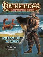 Load image into Gallery viewer, Pathfinder RPG: Adventure Path #121: The Lost Outpost (Ruins of Azlant 1 of 6)