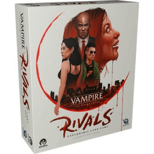 Vampire: The Masquerade - Rivals - Expandable Card Game