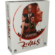 Load image into Gallery viewer, Vampire: The Masquerade - Rivals - Expandable Card Game