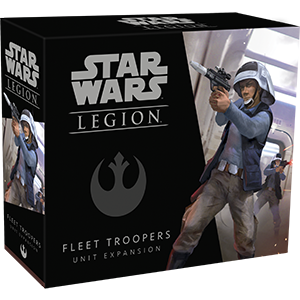 Star Wars Legion - Rebel Alliance - Fleet Troopers