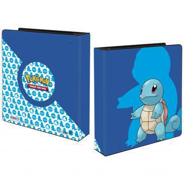 "Ultra Pro: 2"" Three Ring Binder 'Squirtle' - For Pokemon TCG"