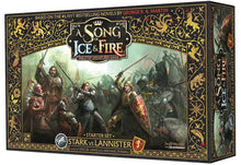 Load image into Gallery viewer, A Song of Fire & Ice: Starter Set - Stark vs Lannister - CMON