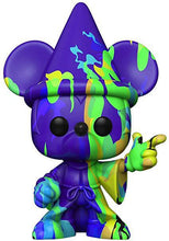 Load image into Gallery viewer, Funko Pop! Disney: Fantasia - 80th Art Series Mickey (#2)