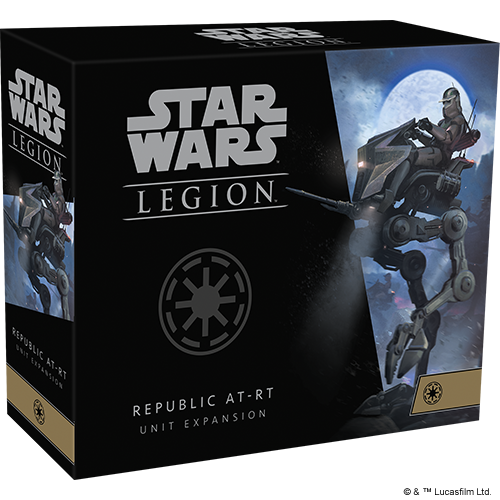 Star Wars: Legion - Republic AT-RT Unit Expansion