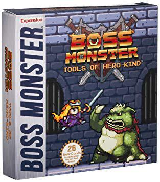 Boss Monster - Tools of Hero Kind Expansion