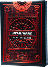Load image into Gallery viewer, Bicycle Playing Cards: Star Wars - Dark Side (Red)