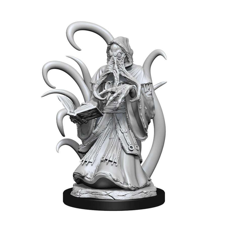 D&D Nolzur's Marvelous Miniatures - Alhoon and Intellect Devourers - Wave 13 Unpainted (WZK90149)
