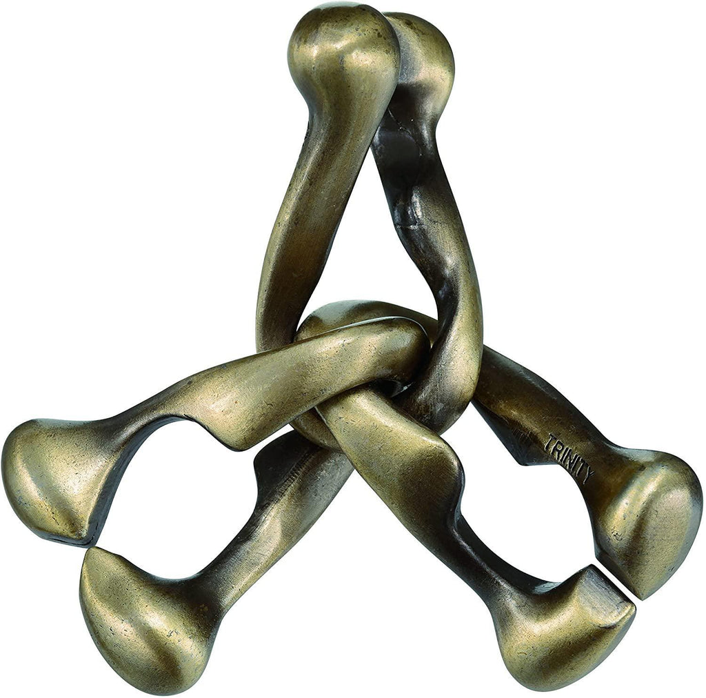 Hanayama Puzzle: Trinity - Level 6